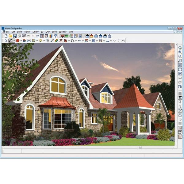 home designer pro-cover-house-render
