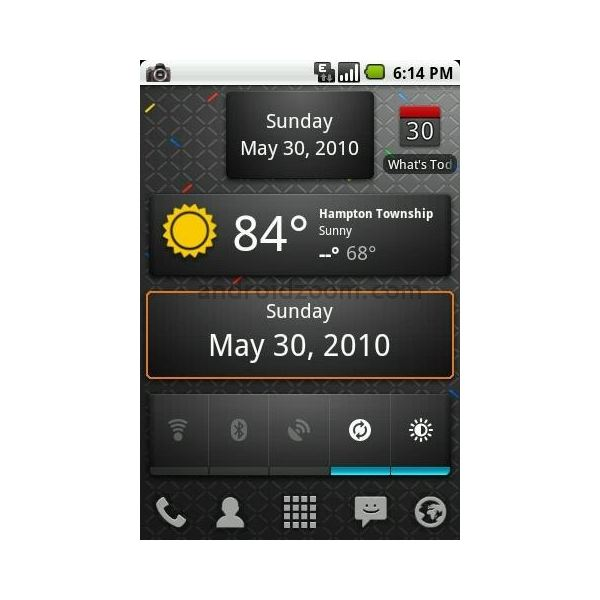 whats-today-calendar-widget