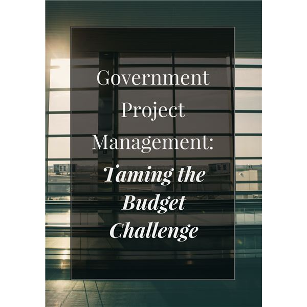 Government PM Taming the Budget Challenge