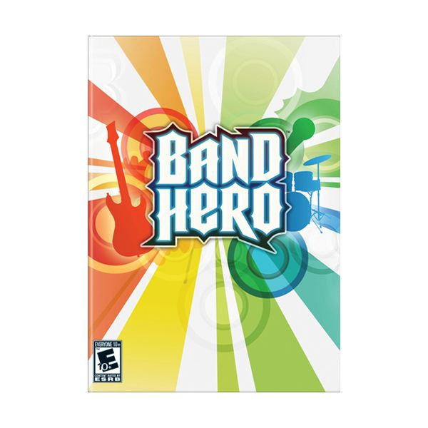 Band Hero Cover