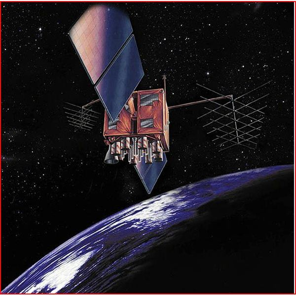 GPS Satellite Signals: Frequency and the Data Contained Within Them