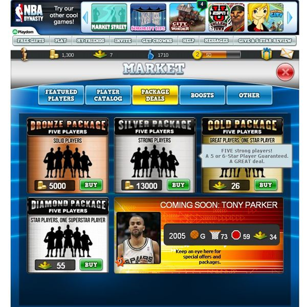 Facebook NBA Dynasty Review
