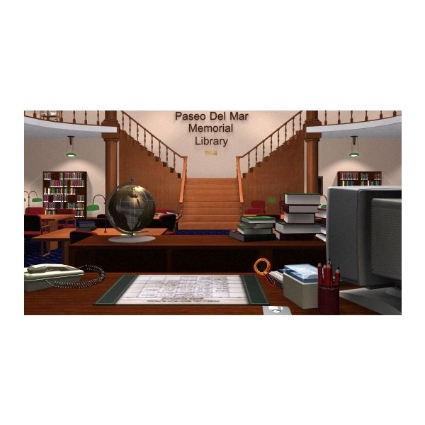 Helping Nancy Drew Out at the Library: A Secrets Can Kill Walkthrough