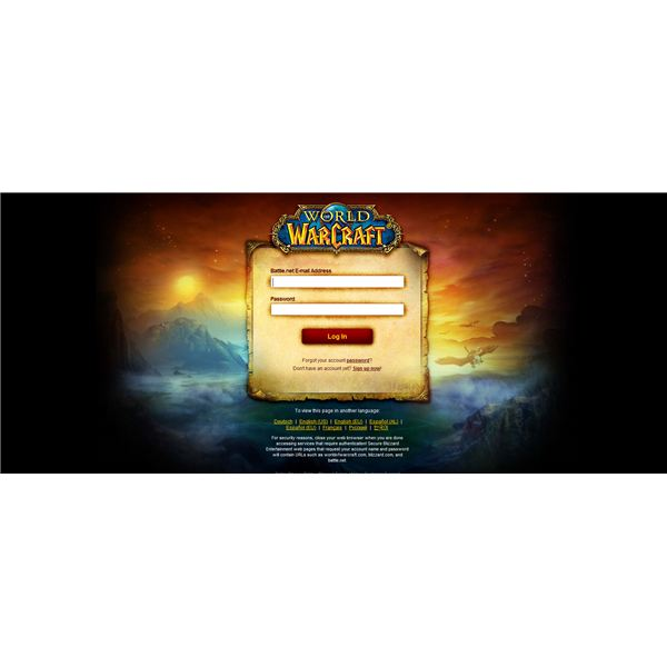 How do I Reactivate My World of Warcraft Account?