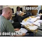Expenses I Dont Getz It