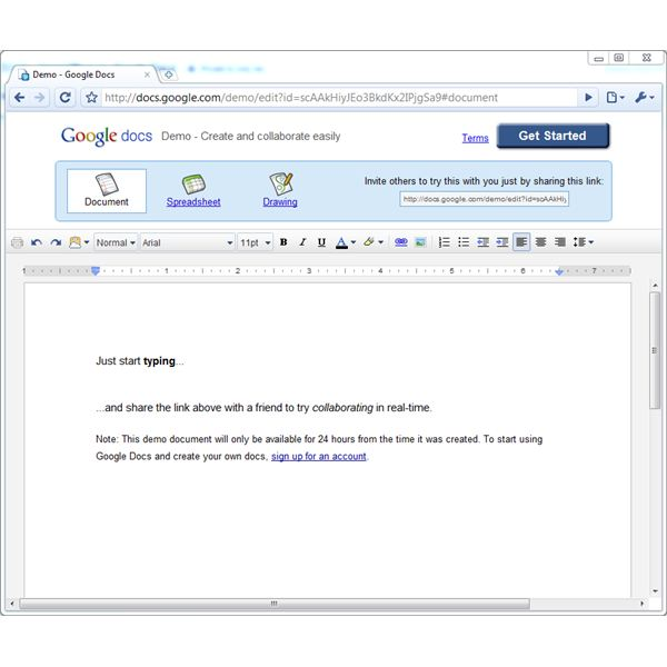 OpenOffice vs Google Docs: Sharing and Mobility, Desktop or Web