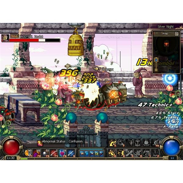 Dungeon Fighter Online - The Priest