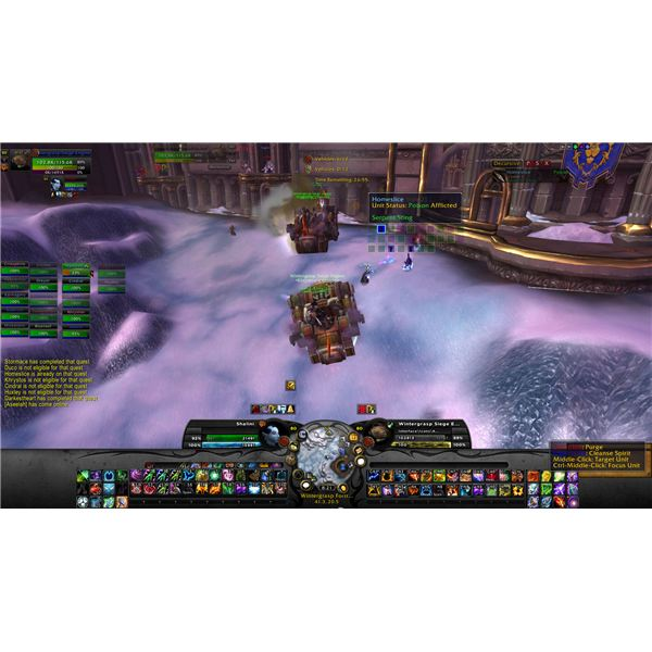 wow arena addons