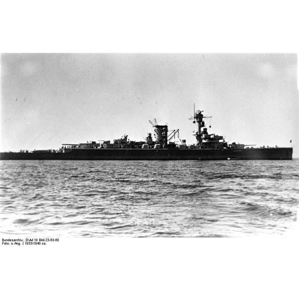 The German Pocket Battleships in World War Two