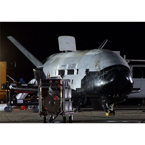 The X-37B Space Plane - Brief History, Mission and the Future of the Program