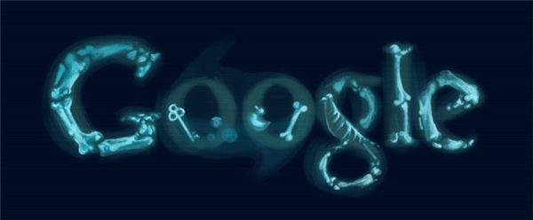 10. Google X-Ray Doodle