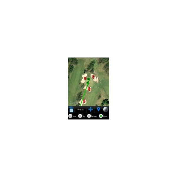 GolfCard-Goolge-Android-Course-Fly-Over-Screenshot