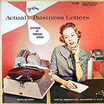 Actual Business Letters by Epiclectic