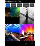 Backgrounds BlackBerry App
