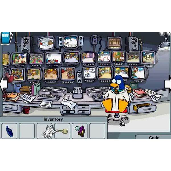 Club penguin cheats mission case of the missing coins