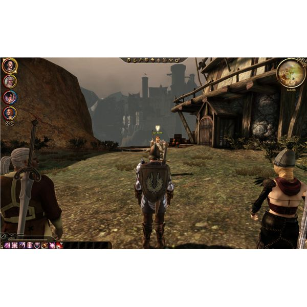 Dragon Age: Origins - Redcliffe - Ser Perth