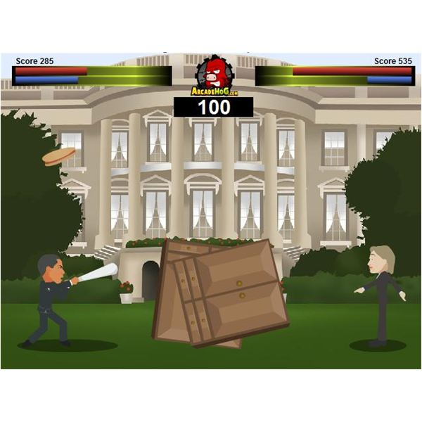 Election Madness Game
