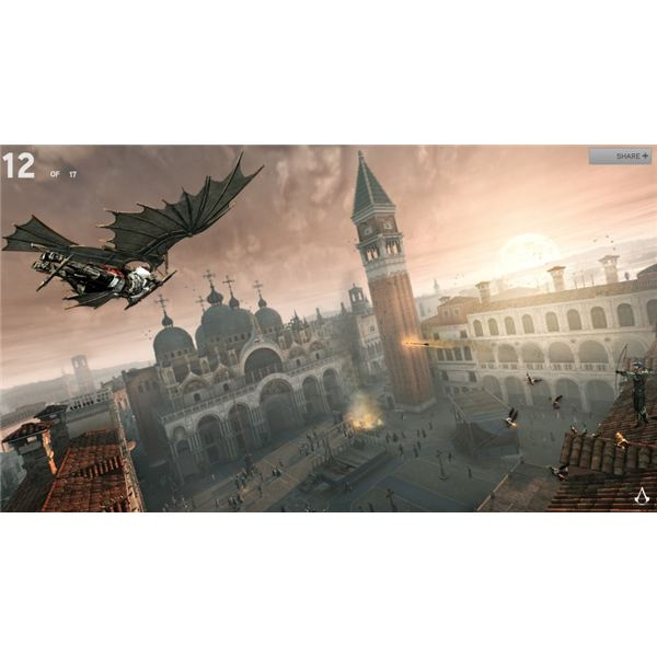Assassin's Creed 2 Interview with Lead Designer Patrick Plourde