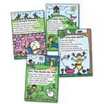 Nursery Rhyme Bulletin Board Set