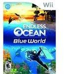 Endless Ocean: Blue World official game jacket