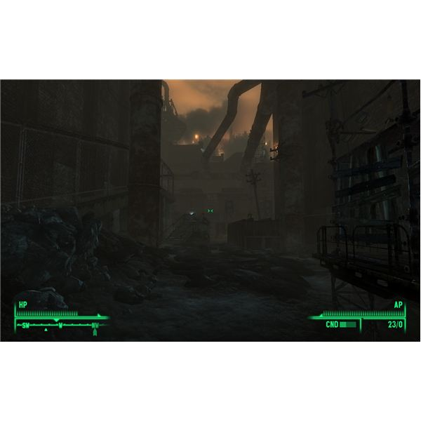 Fallout 3: The Pitt - Just How Hard Could It Be to Find Steel Ingots in a Steelyard?