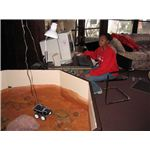 Planetary Society's Drive a Mars Rover Project