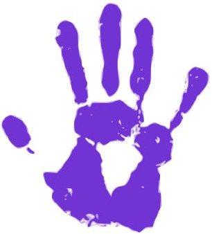 Purple Hand Wikimedia Commons
