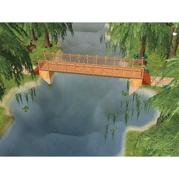 Simple Six-Step Bridge Building Tutorial for The Sims 2