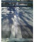 road concrete expansion joints