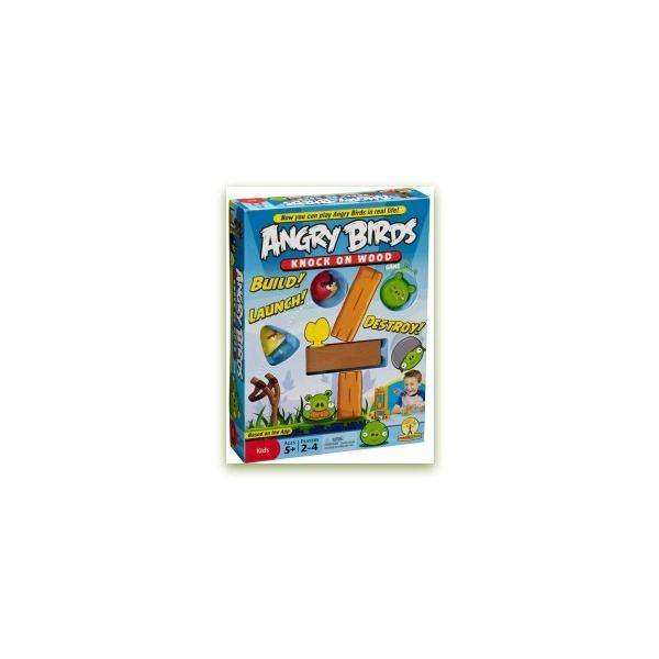 Angry Birds Board Game - A Review