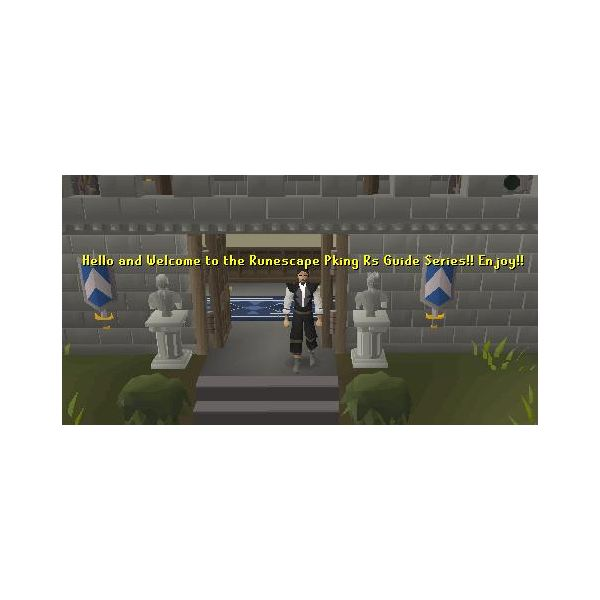 Runescape Pking Rs Guide (Part 1): PVP Pking Basic
