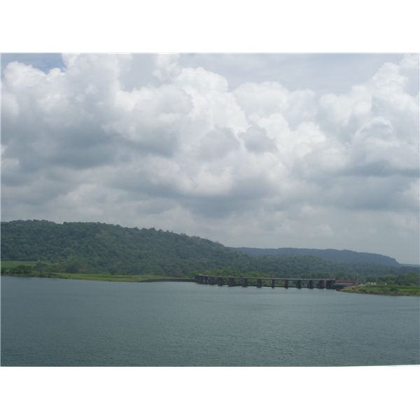 Beautiful Gatun Lake