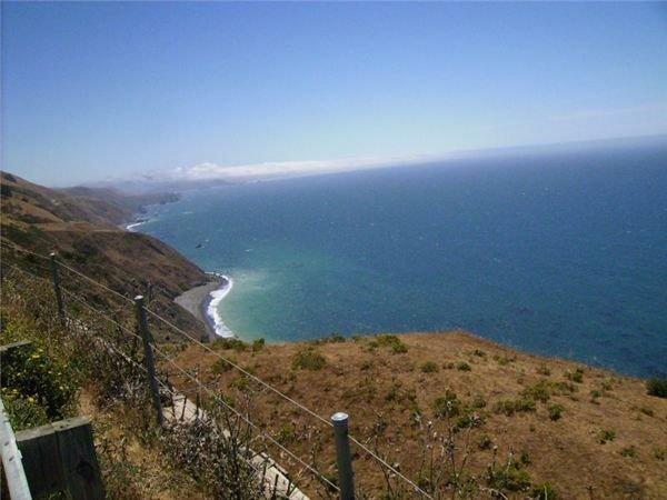 Peaceful Pacific Ocean