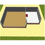 How to Build an Attached Garage with Foundation in The Sims 3