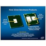 32nm Westmere Intel with Integrated Graphics