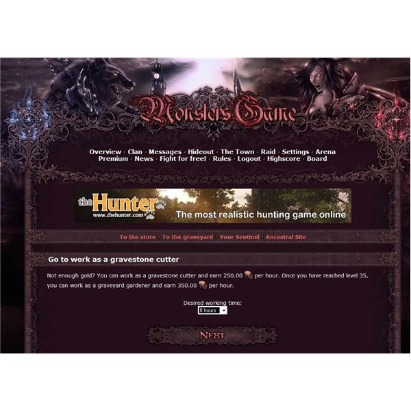 What are PBBG's? Learn About Persistent Browser Based Games