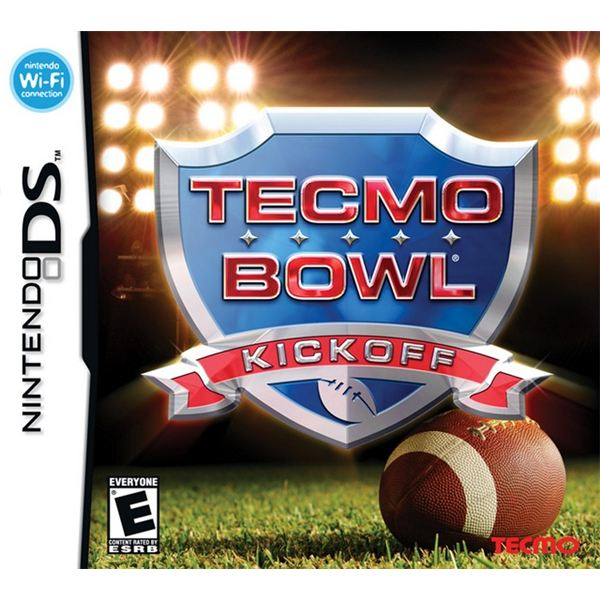 Tecmo Bowl Kickoff Review for Nintendo DS