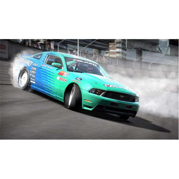Learning how to drift is harder than it looks