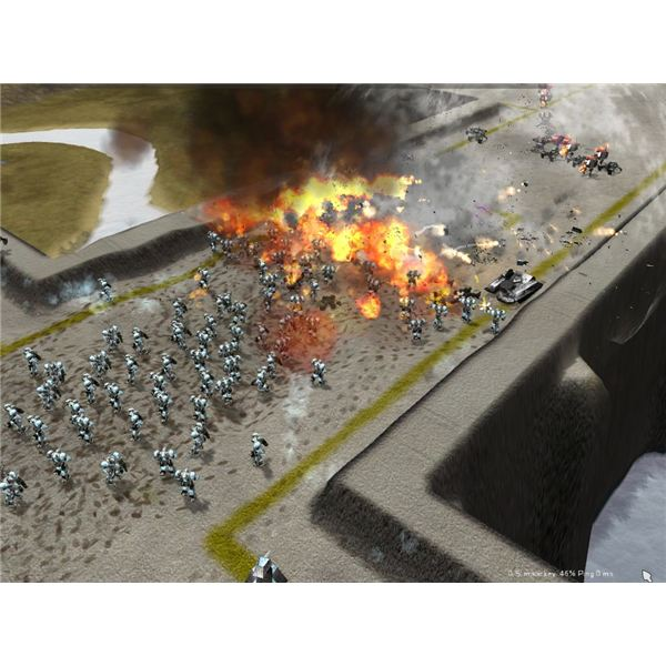 Complete Annihilation is what happens when a mod gains its own game engine