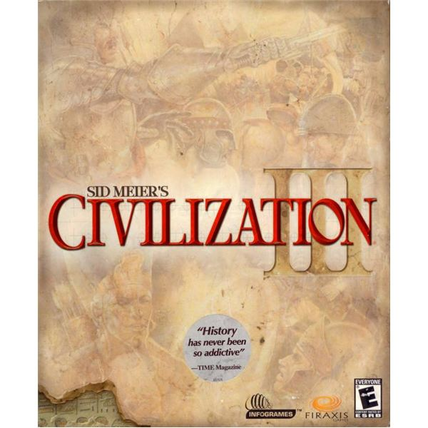 Civilization 3 Review for Windows PC