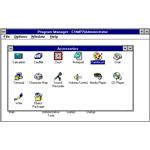 Windows 3 Desktop