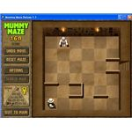 Mummy Maze - One of the Best Free Maze Games for Kids