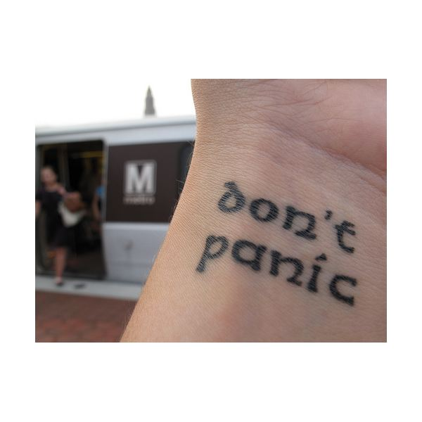 Don't Panic on Arm