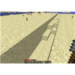 Building a Trench in Minecraft
