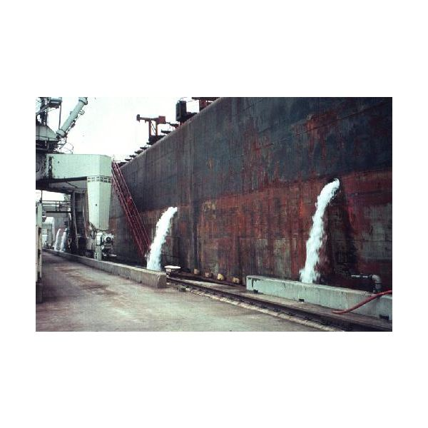 What is Ballast Water? Ballast Tanks and Ship Ballast