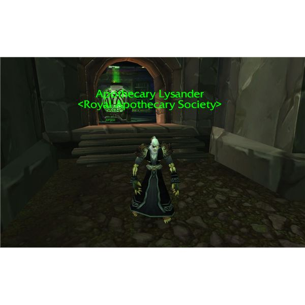 "World of Warcraft ""The New Plague"" Quest Guide and Walkthrough"