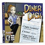 Diner Dash cover image for the game