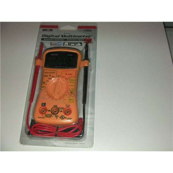 Innova Digital Multimeter