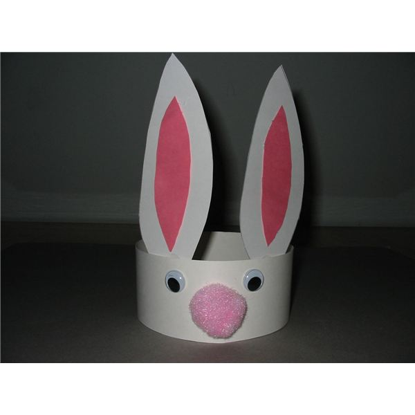 Rabbit Crafts For Preschool