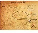 Treasure Map Pack